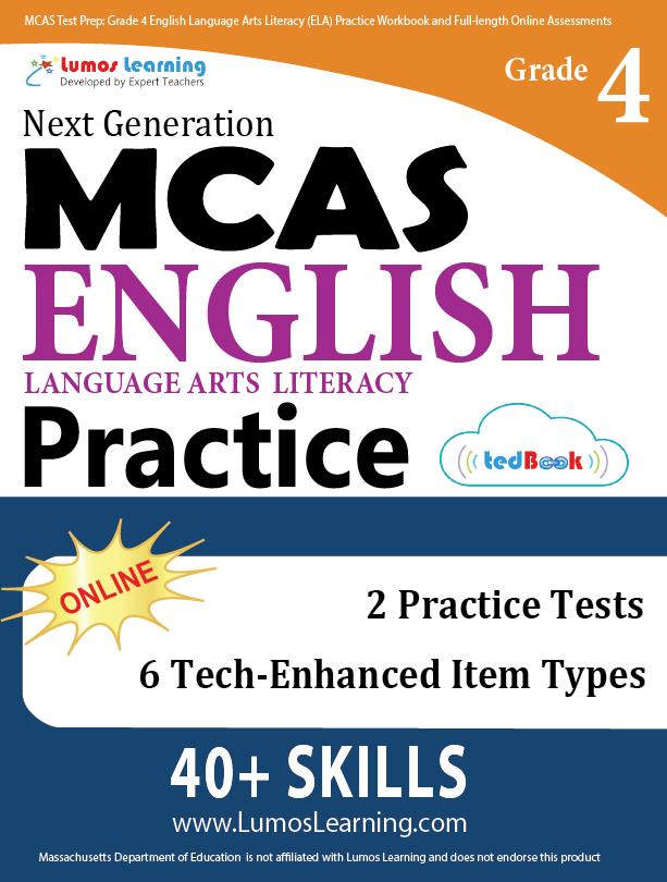 Grade 4 MCAS English Language Arts Practice