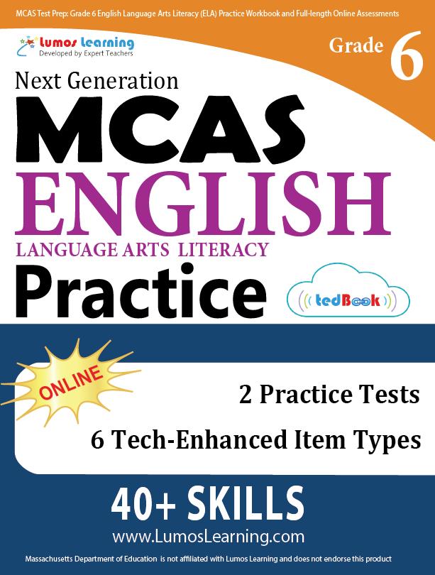 Grade 6 MCAS English Language Arts Practice