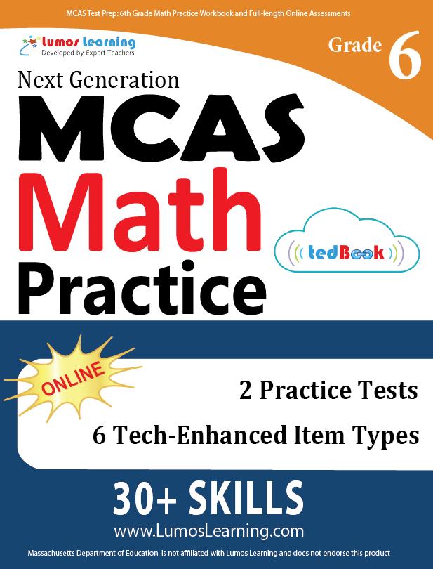 Grade 6 MCAS Mathematics