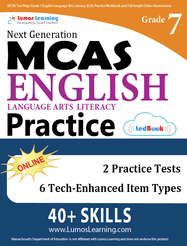 Grade 7 MCAS English Language Arts Practice