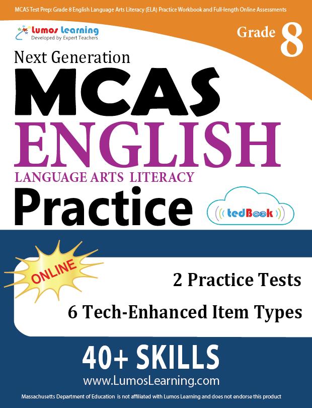 Grade 8 MCAS English Language Arts Practice
