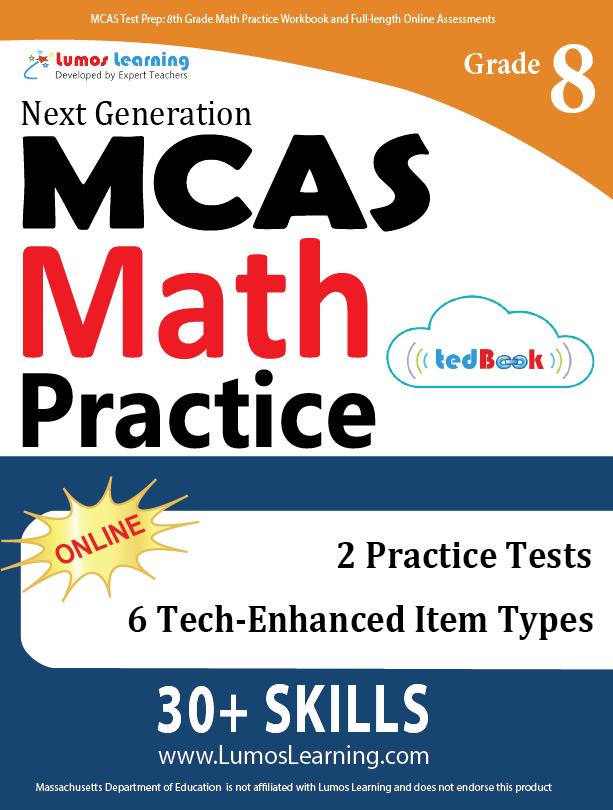 Grade 8 MCAS Mathematics