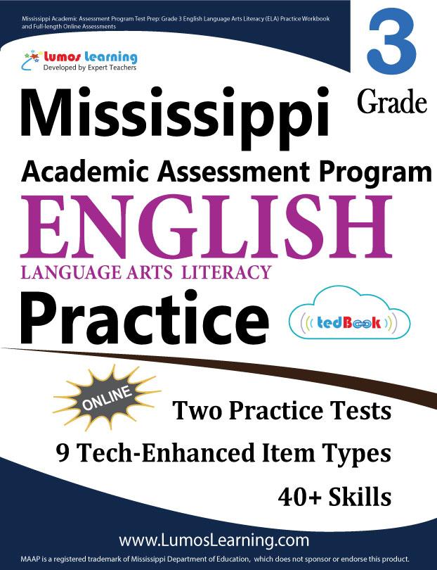Grade 3 MAAP English Language Arts