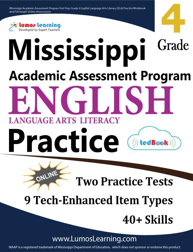Grade 4 MAAP English Language Arts Practice