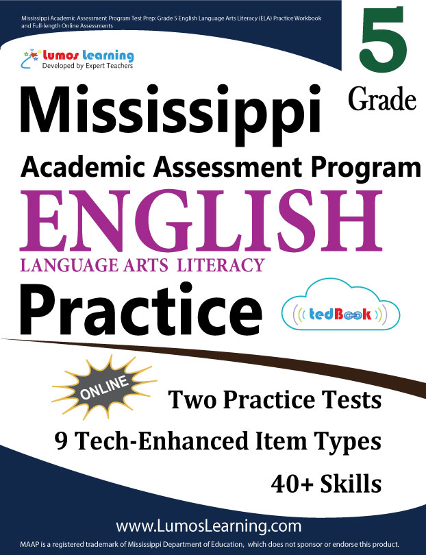 Grade 5 MAAP English Language Arts Practice