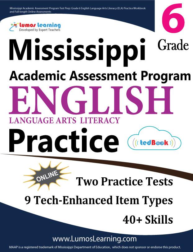Grade 6 MAAP English Language Arts Practice