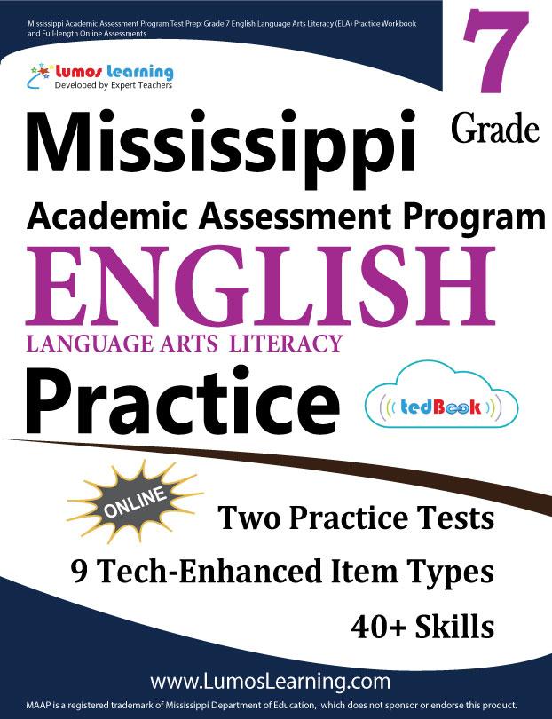 Grade 7 MAAP English Language Arts Practice