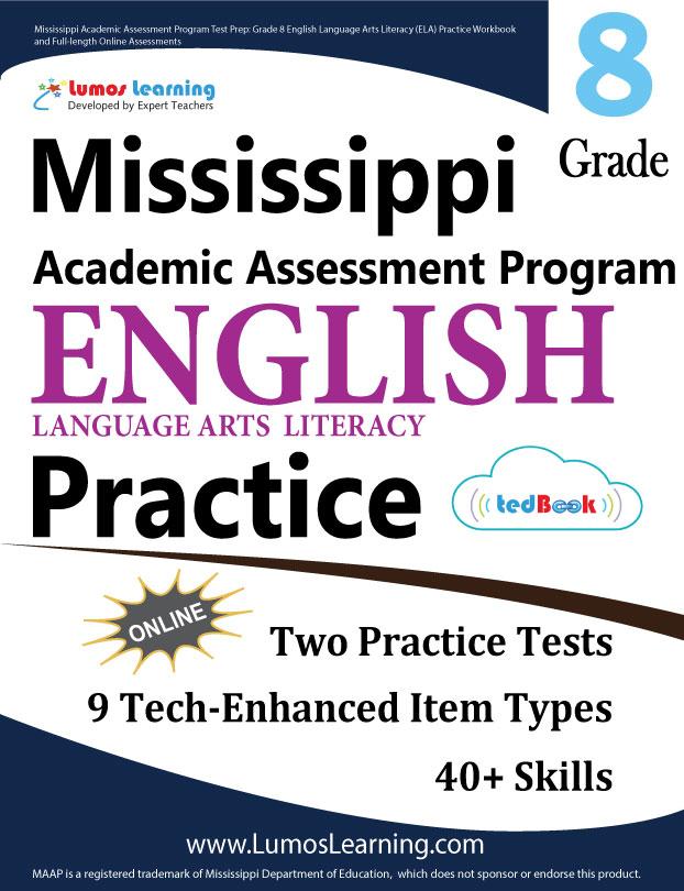 Grade 8 MAAP English Language Arts Practice