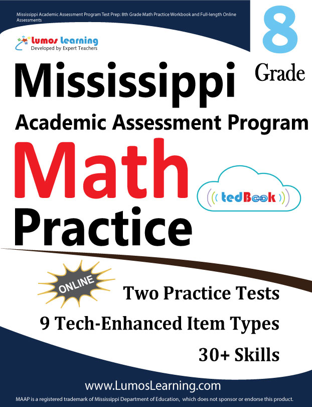 Grade 8 MAAP Mathematics