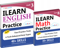 ISTEP+ Practice Workbook Sample