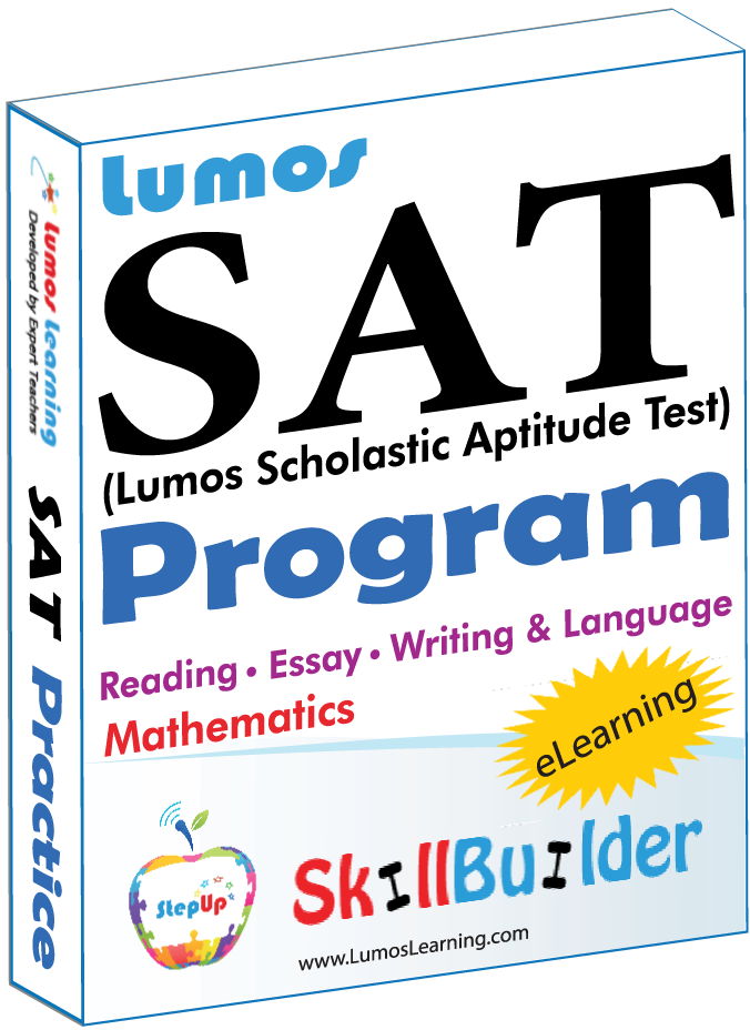 Tailored Comprehensive Learning Content for SAT