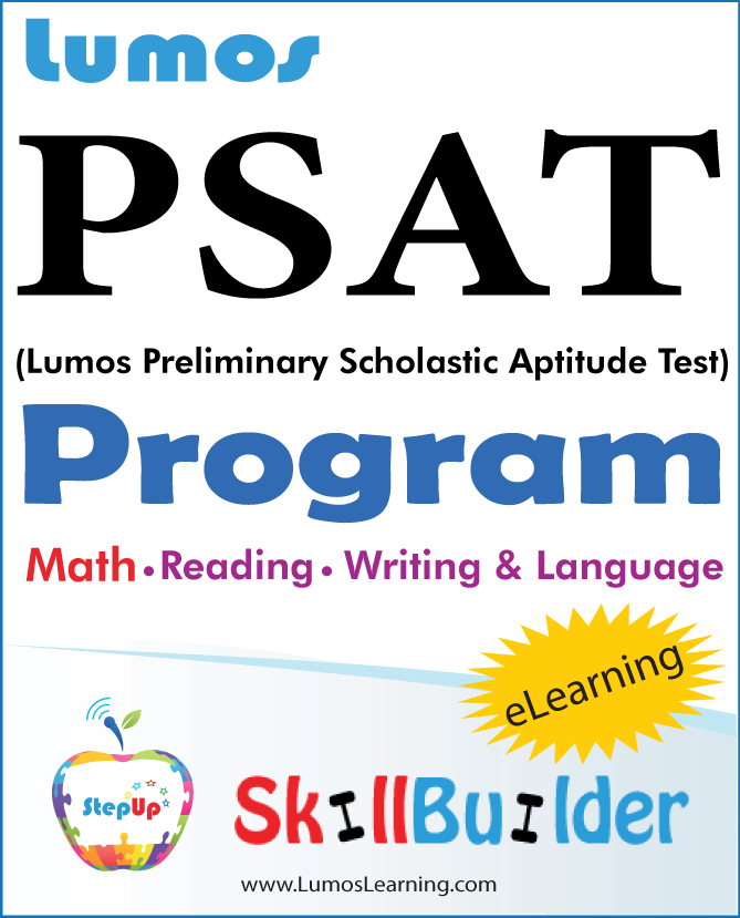 PSAT/NMSQT practice test