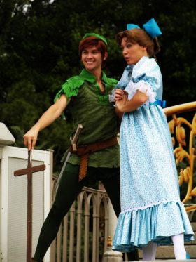 EXCERPT FROM PETER PAN: