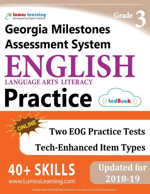 Grade 3 GMAS English Language Arts