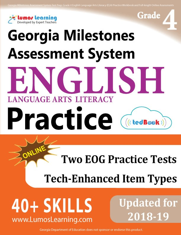 Grade 4 GMAS English Language Arts Practice