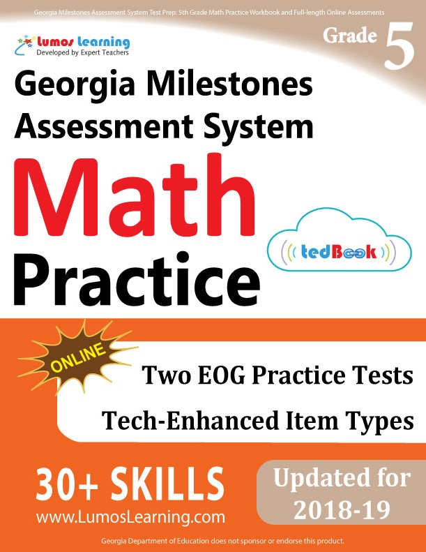 Grade 5 GMAS Mathematics