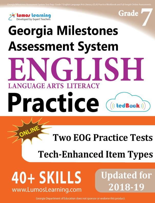 Grade 7 GMAS English Language Arts Practice