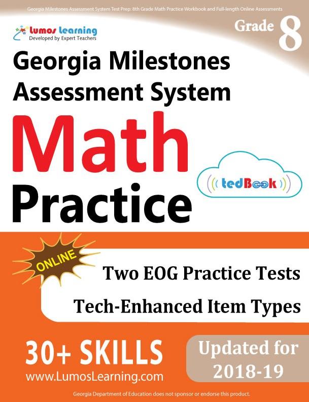 Grade 8 GMAS Mathematics