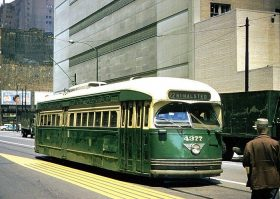 HALSTED STREET CAR