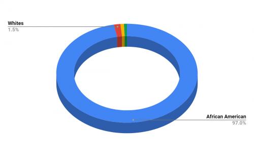 J. S. Clark Elementary School Demographics