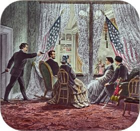 LAST DIARY ENTRY OF JOHN WILKES BOOTH