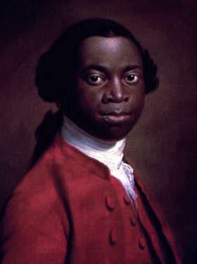 OLAUDAH EQUIANO RECALLS THE MIDDLE PASSAGE