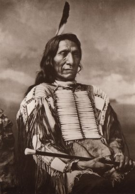 RED CLOUD'S SPEECH AFTER WOUNDED KNEE