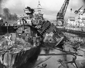 RELIVING THE ATTACK ON PEARL HARBOR