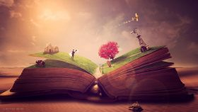 THE LAND OF STORY-BOOKS