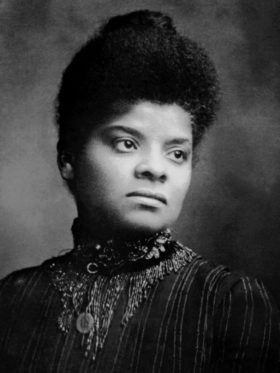 THE STORY OF IDA B. WELLS