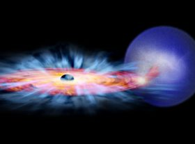 WHAT IS A BLACK HOLE?