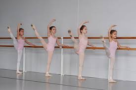 Being a Ballerina