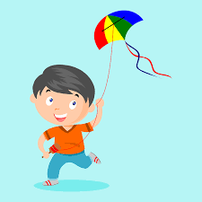 Javier and His Friends Fly a Kite
