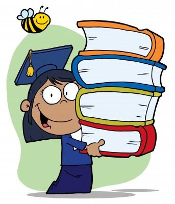 Organize a student notebook