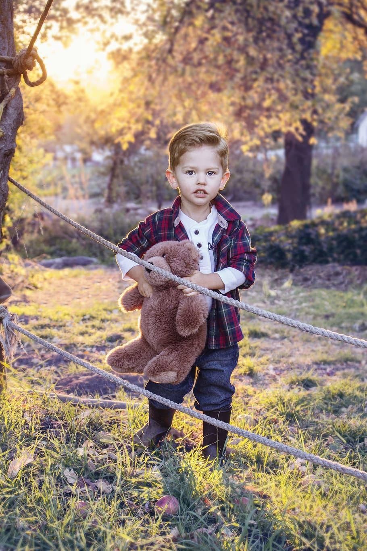 Bringing a Bear to School