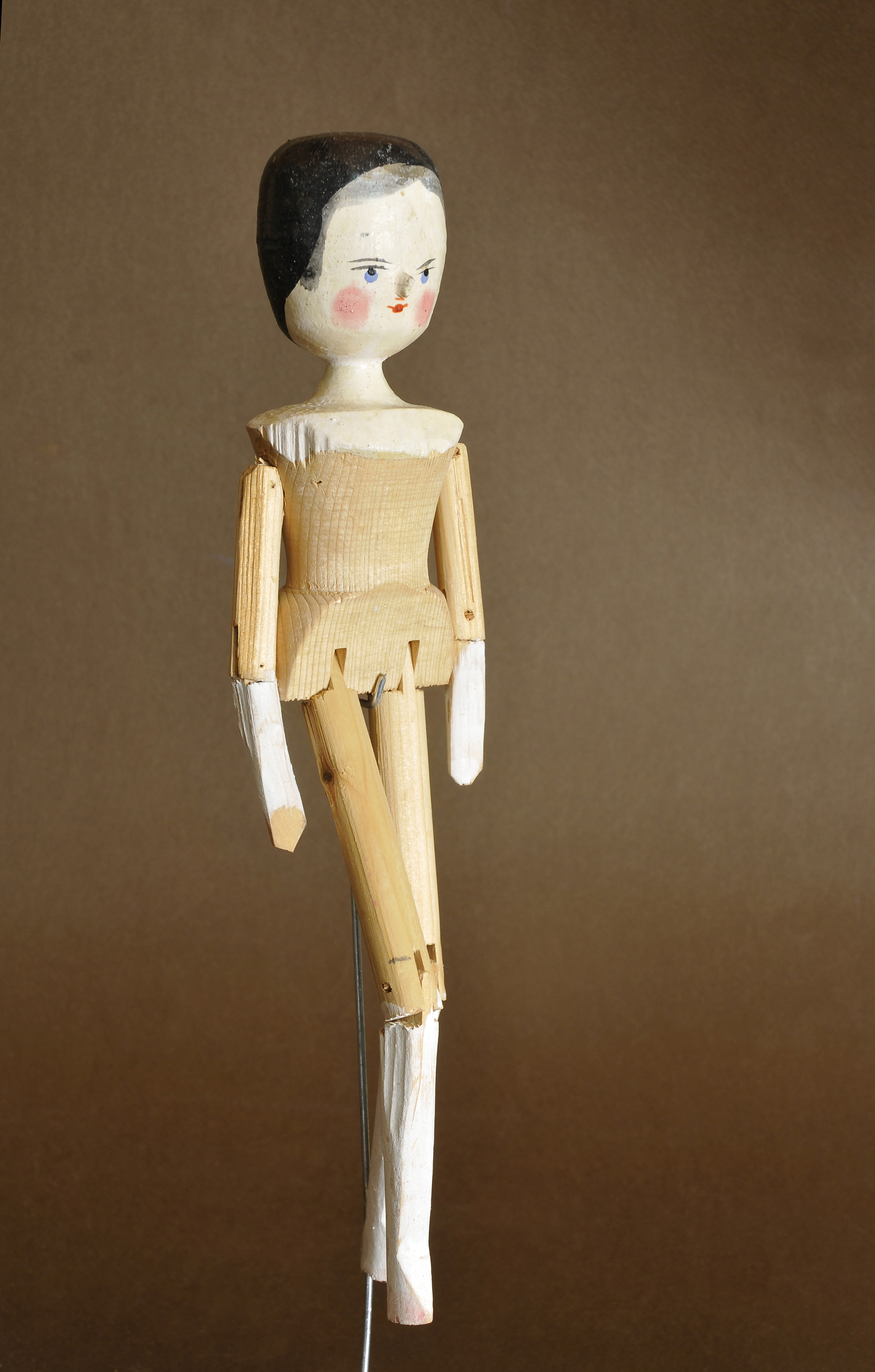 The Wooden Doll