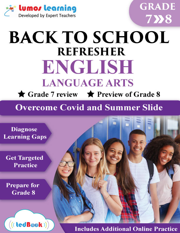 back to school english workbook grade 7-8