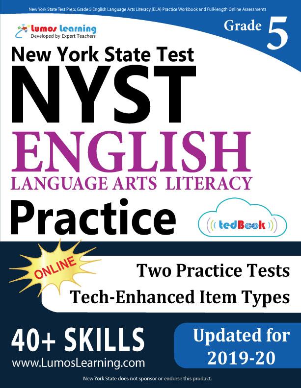Grade 5 NYST English Language Arts Practice