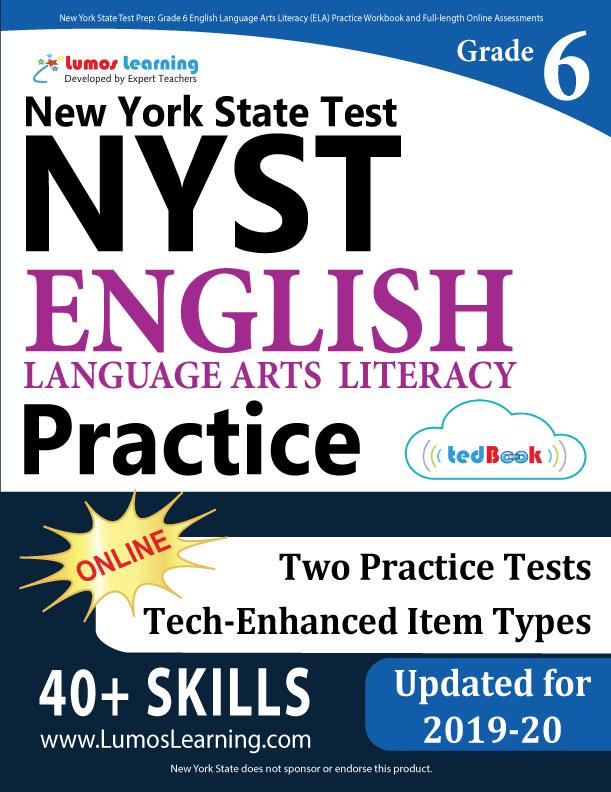 Grade 6 NYST English Language Arts Practice