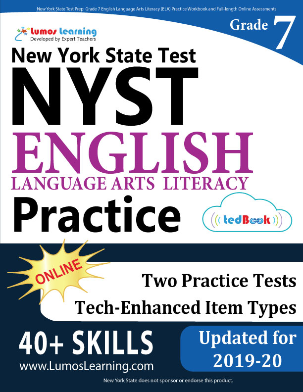 Grade 7 NYST English Language Arts Practice