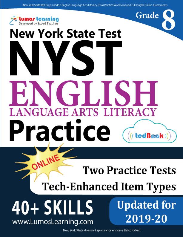 Grade 8 NYST English Language Arts Practice
