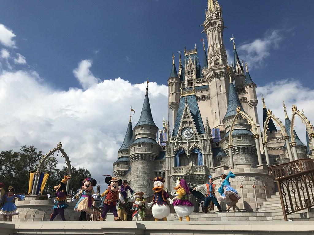 Disneyworld- Here We Come! Part - I