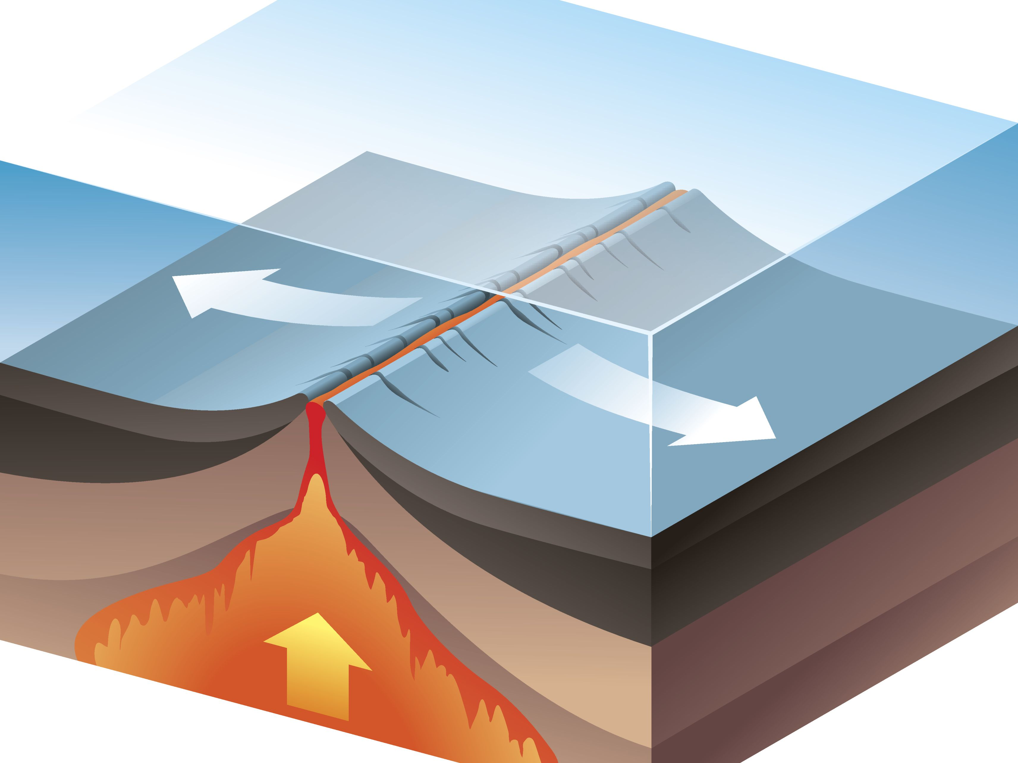 The Movement of the Earth's Crust