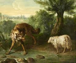 The Wolf and the Lamb