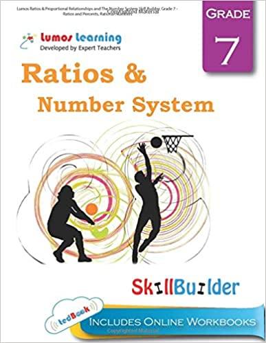 Grade 7 Math skills builder workbook