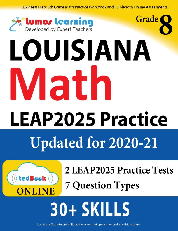 Lumos tedBook™ LEAP Edition - Printed Practice Tests ...