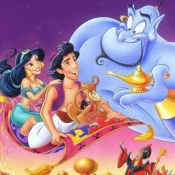 Excerpt from Arabian Nights, Aladdin