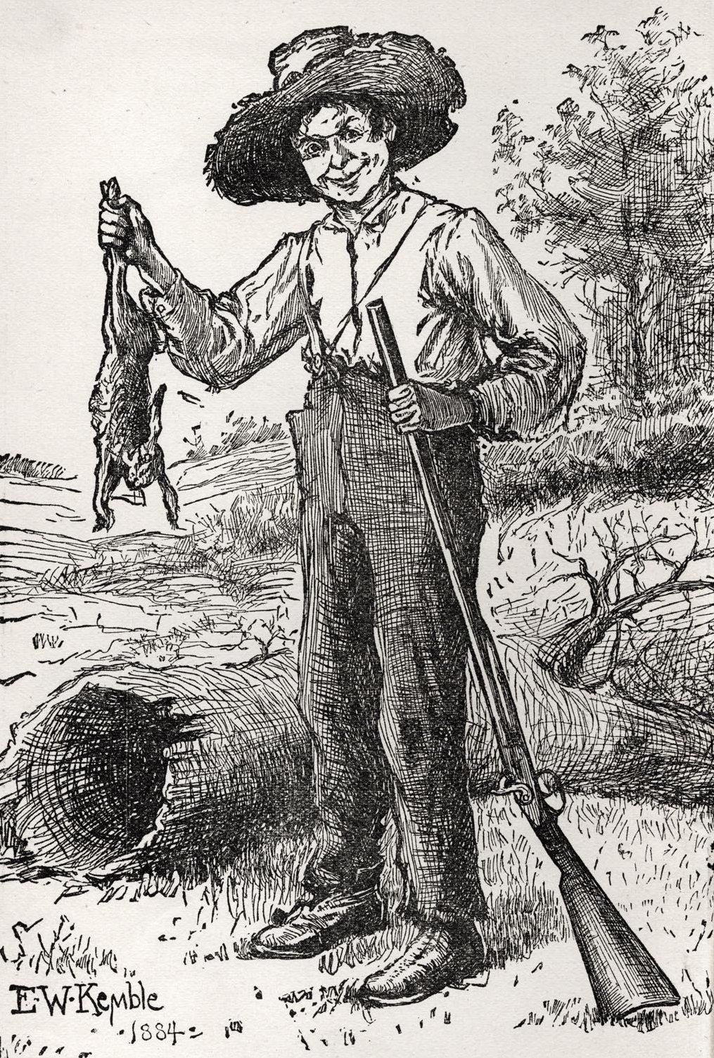 Huckleberry Finn (Excerpt)