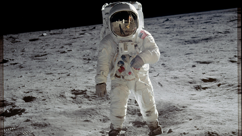 To the Moon and Spacewalk