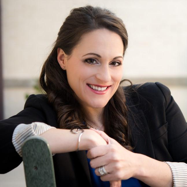 Arielle Haughee, Three-time RPLA-winning multi-genre author and Orange Blossom Publishing owner
